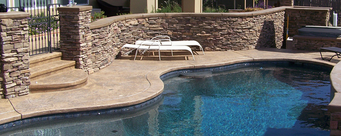 Custom Swimming Pool Design
