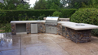 Outdoor Kitchen Sacramento Gallery