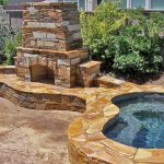 Custom Outdoor Fireplace Sacramento