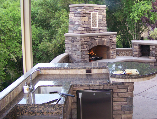 outdoor kitchen prices sacramento