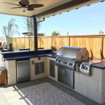 Choosing Countertops for an Outdoor Kitchen