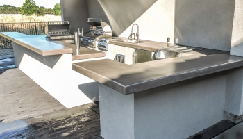 Modern Outdoor Sacramento Modern Outdoor Kitchen Sacramento