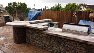 Outdoor Kitchen 01