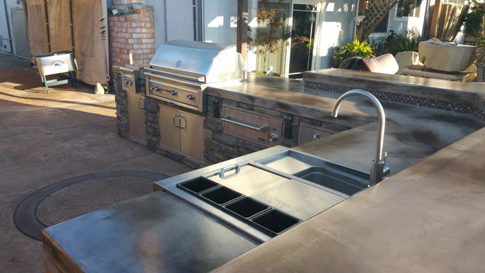 Outdoor Kitchens Rocklin, CA