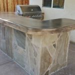 Stone Work Options - Outdoor Kitchens