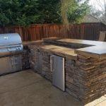 El Dorado Stone Outdoor Kitchen Roseville